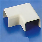 HellermannTyton TSR3-25 Elbow Cover for TSR3 Surface Raceway